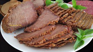 Cách Làm Thịt Bò Kho Tàu Kiểu Nghệ An Đón Tết 2020