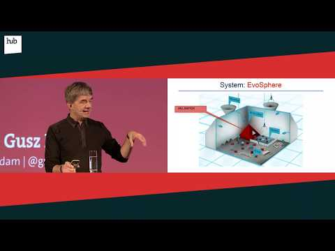 The Robot Baby Project | Prof. Dr. A.E. Gusz Eiben | hub.berlin 2017