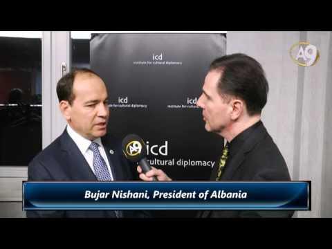 Bujar Nishani, President of Albania