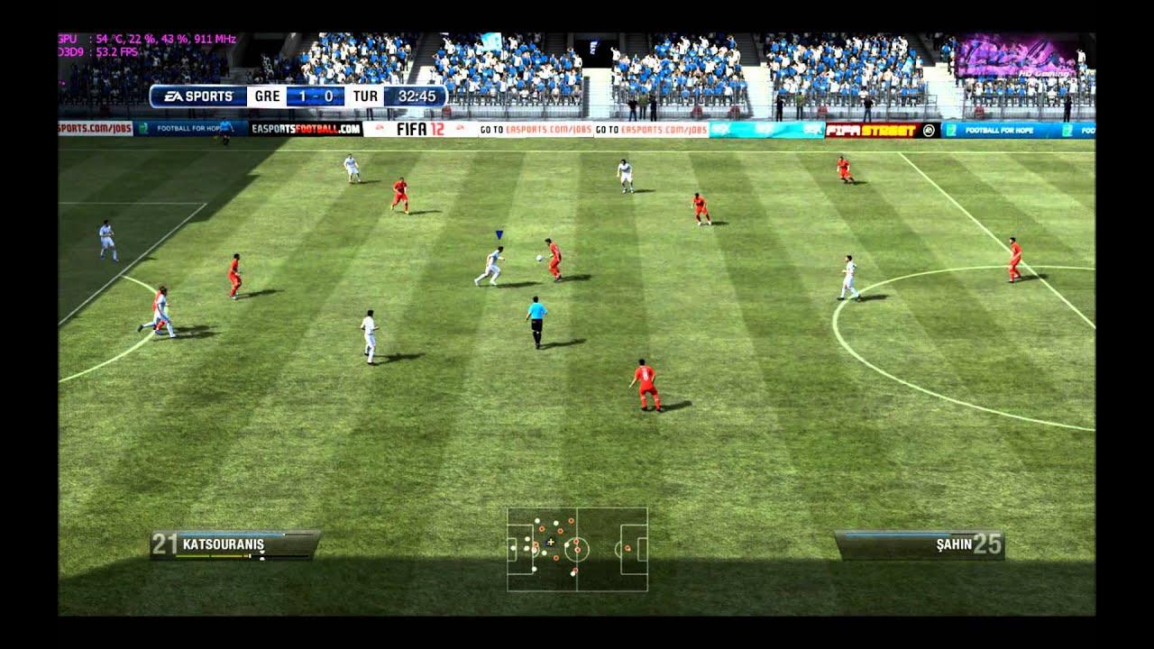 Ea sports uefa euro 2012 digital expansion pack to fifa 12.