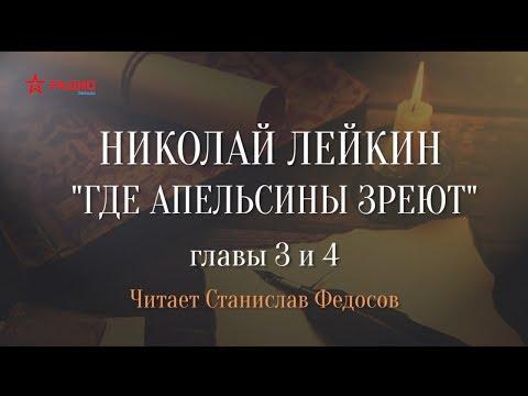 Николай Лейкин. «Где апельсины зреют». Аудиокнига. Главы 3-4