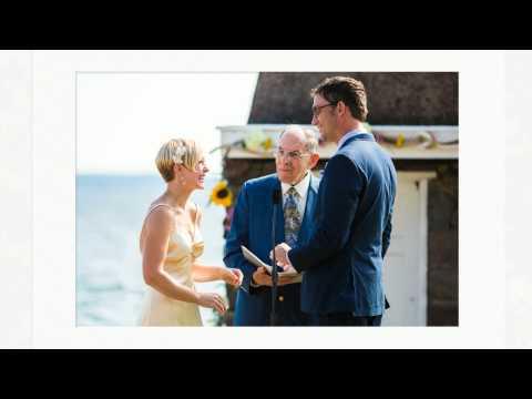 Anna & Stephan's Thousand Islands Wedding on Grindstone Island