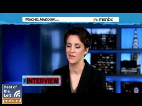 Paul Krugman Interview - Income Inequality & Political Polarization - Rachel Maddow