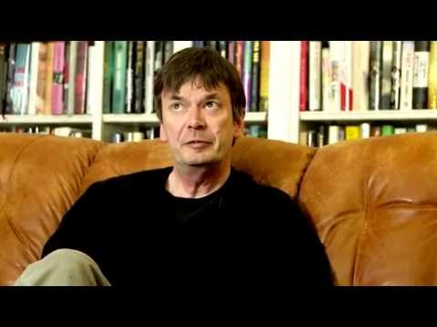 Ian Rankin discusses relationships in Even Dogs in the Wild.