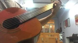 Đừng nói xa nhau -  Cẩm Ly - guitar solo - cover