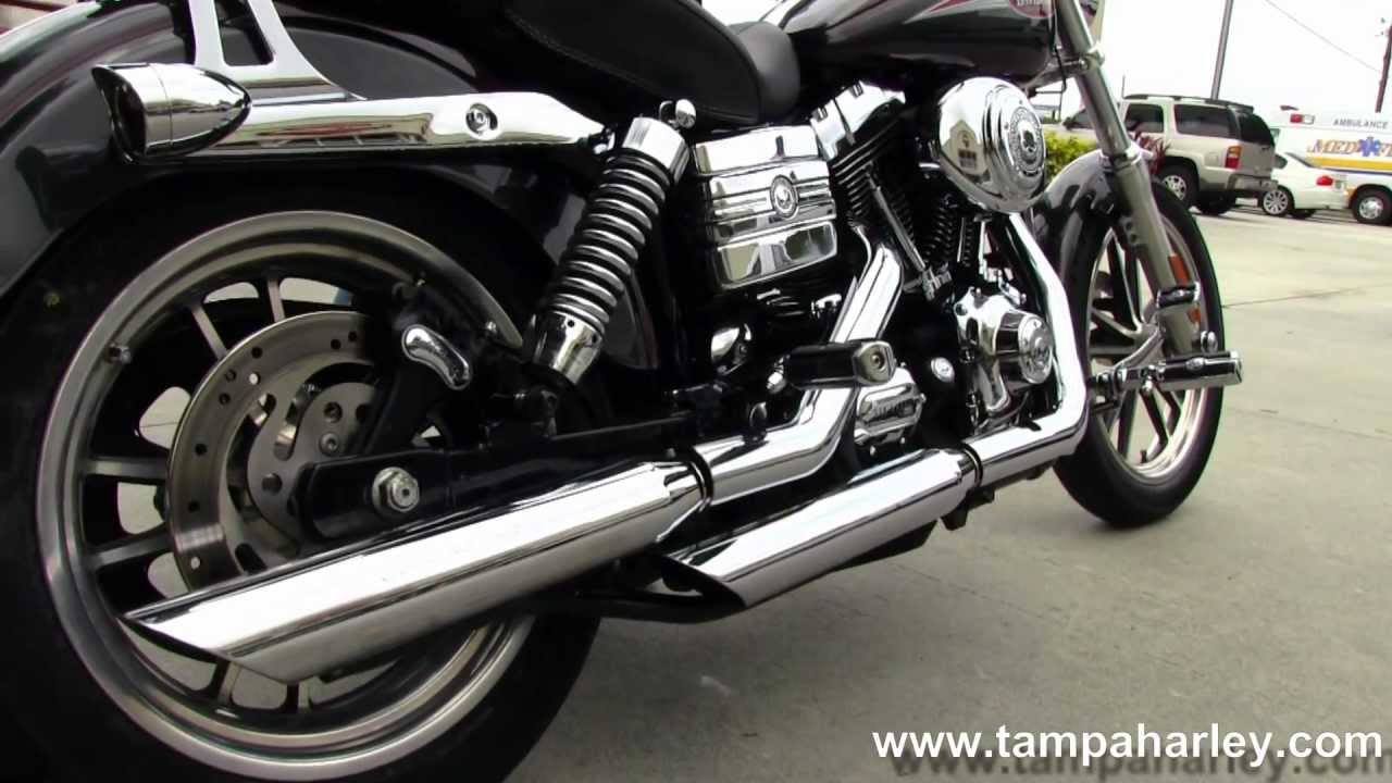 Used 2006 Harley Davidson Fxdl Dyna Low Rider With