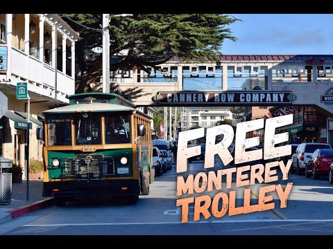 Official site for the City of Monterey, California USA for
