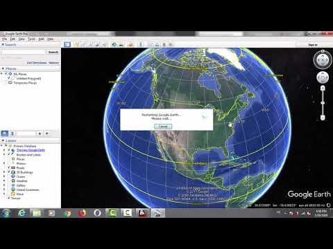 CAD Earth Auto CAD|تحميل نقاط من قوقل ايرث الى اوتوكاد