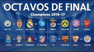 TODOS los GOLES de la Champions League Octavos de Final 2017(vuelta)| HD(720p)