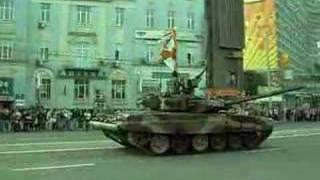Парад техники 9 мая 2008 года в Москве