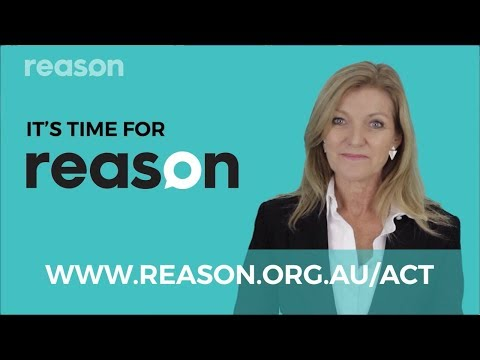 It's time for Reason says Fiona Patten
