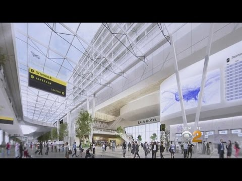LaGuardia Renovation Underway
