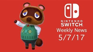 Switch Weekly News- 5/7/17