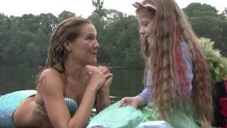 Lauren meets a 'real life' mermaid as Rays of Sunshine's 3000th wish