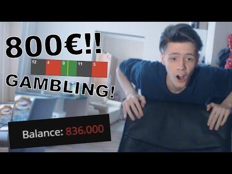 800 EURÓS GAMBLING!! - CSGOATSE.COM