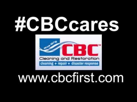 CBC Cares Update - CBC Cleaning and Restoration Inc