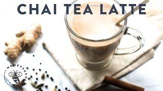 Chai Tea Latte - COFFEE BREAK SERIES - Honeysuckle