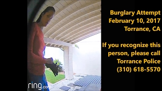 Video (Edit: Arrested & Convicted) Burglary Attempt, Torrance CA, 2/10/2017 download MP3, 3GP, MP4, WEBM, AVI, FLV Desember 2017