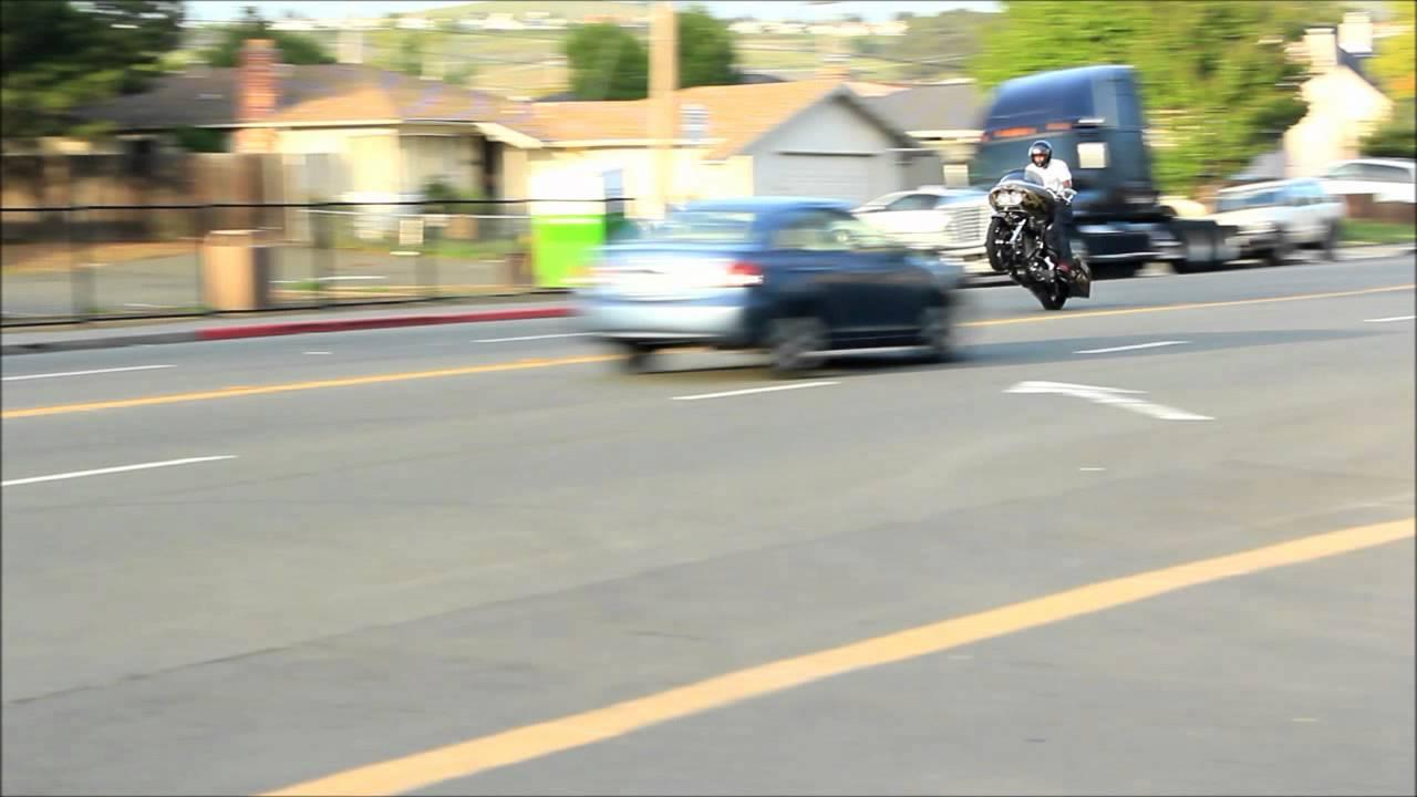 wheelie roadglide