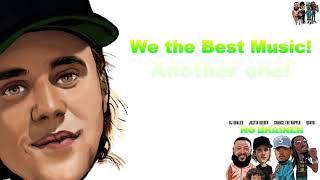 Download No Brainer (Explicit) Lyrics Video - Dj Khalid ft. Justin bieber, Quavo, Chance The Rapper Mp3