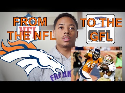 FROM THE NFL TO THE GFL