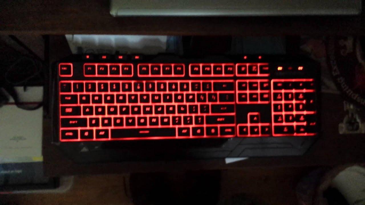 Unboxing Cooler Master Cm Storm Devastator Keyboard Bundle