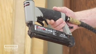 Woodworking Tools: Power Tools - 23 Gauge Pinner