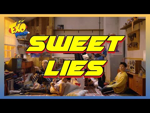 EXO 엑소 'Sweet Lies' (1 HOUR LOOP)
