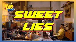 Video Sweet Lies - EXO [1 HOUR LOOP] download MP3, 3GP, MP4, WEBM, AVI, FLV Agustus 2018