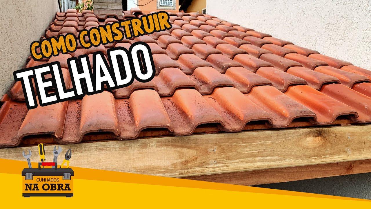 Download Como Fazer Telhado Passo a Passo (Telha Romana)