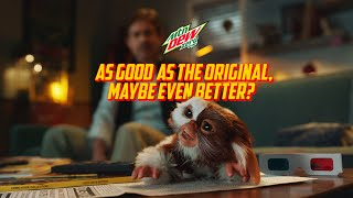 MTN DEW ZERO SUGAR GREMLINS | RULE #4 | MUST BE REFRESHING AFTER MIDNIGHT