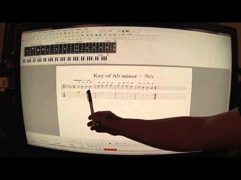 Music Theory Request Series #4 Minor Key Signatures
