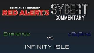 eminence e vs c9q9md a infinity isle red alert 3