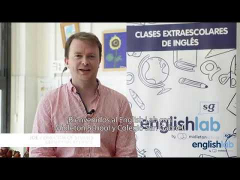 English LAB Midleton School 2018