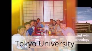 Universities of tokyo (part 15)