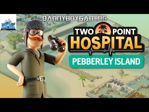 Two Point Hospital EP 76 3 Star Topless Mountain And Alien Encounters DLC First Look  