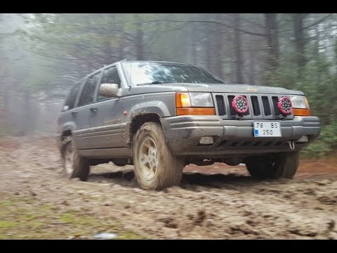 BF Goodrich All Terrain T/A KO2 Test with Jeep Grand Cherokee 5.2L