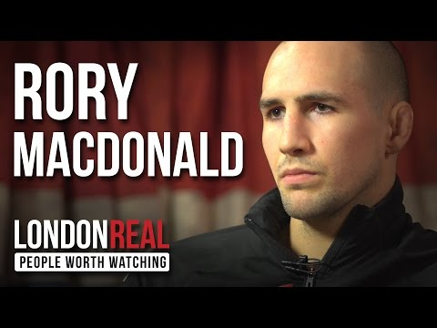 Rory MacDonald - The Red King - PART 1/2 | London Real