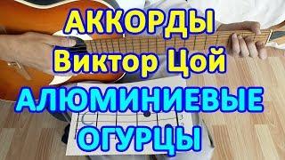 Аккорды Виктор Цой