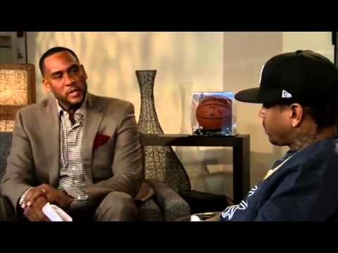 Steve Smith interviews on Allen Iverson *NBA changed rules because of AI
