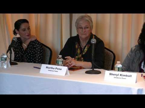 Rhode Island Author Expo 2016 Childrens Panel