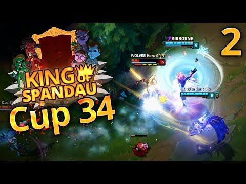 Sola das Xayah Wunderkind   King Of Spandau [C34M2]