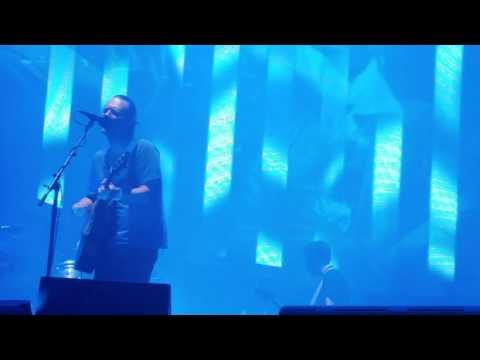 Radiohead - Paranoid Android Colincam- Milan Monza June 16 2017 Idays