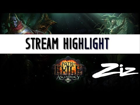 Path of Exile - Zizaran reacting to the 3.3 announcement.