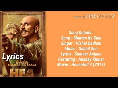 bala-bala-shaitan-ka-saala-lyrics-|-housefull-4-|-vishal-dadlani-|-akshay-kumar,#naseries