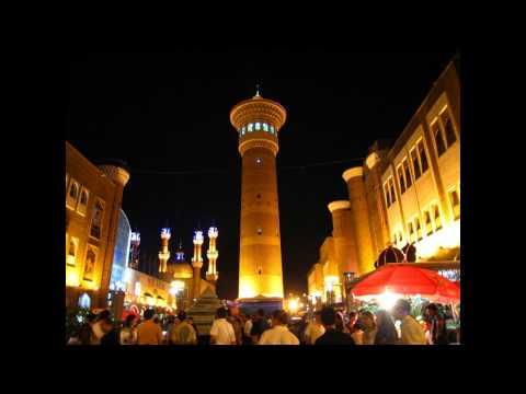 Uyghur music (Xinjiang Uyghur Autonomous Region - CHINA)