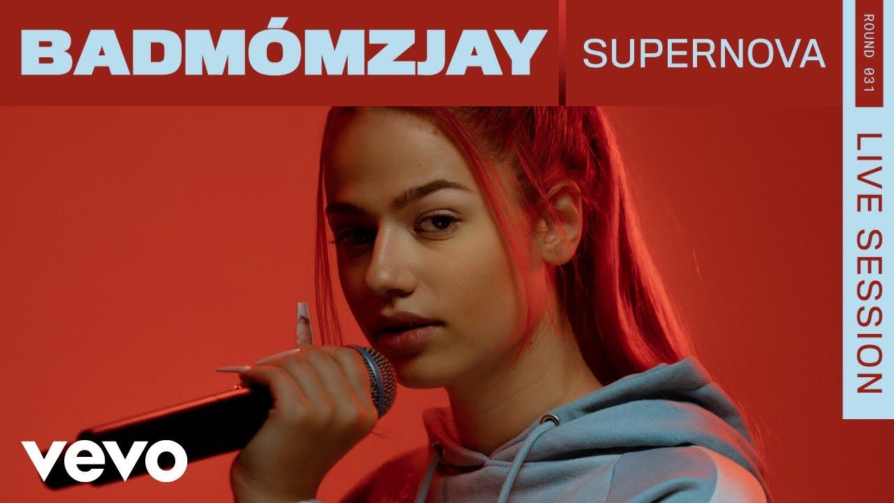 badmómzjay - Supernova (Live) | ROUNDS | Vevo