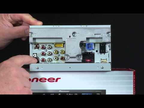 what's in the box - avh-p4300dvd dvd receiver - youtube pioneer avh p4300dvd wiring diagram pioneer deh wiring diagram youtube
