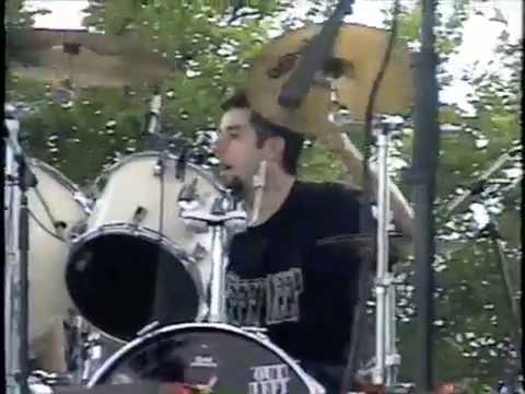 Living Sacrifice Tooth and Nail weekend Texas 1997
