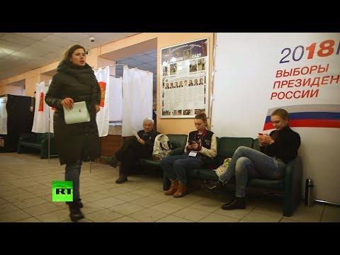 Иностранные наблюдатели на выборах: Не стоит критиковать Россию, пока не навели порядок у себя дома